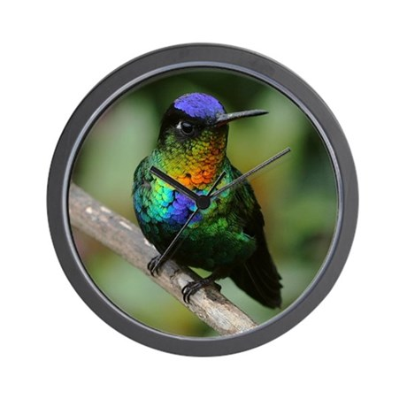 Bird Photo Wall Clock