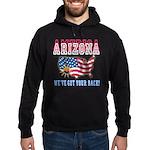 Arizona - America Hoodie (dark)