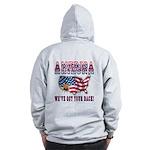 Arizona - America Zip Hoodie