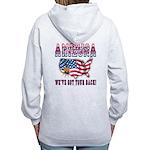 Arizona - America Women's Zip Hoodie