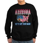 Arizona - America Sweatshirt (dark)