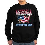 Arizona - America Sweatshirt (dark)