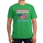 Arizona - America Men's Fitted T-Shirt (dark)