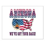 Arizona - America Small Poster