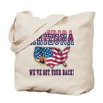 Arizona - America Tote Bag