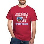 Arizona - America Dark T-Shirt