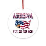 Arizona - America Ornament (Round)