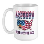 Arizona - America Large Mug