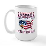Arizona - America Large Mug