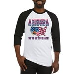 Arizona - America Baseball Jersey