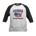 Arizona - America Kids Baseball Jersey