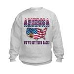 Arizona - America Kids Sweatshirt