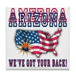 Arizona - America Tile Coaster