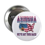 "Arizona - America 2.25"" Button"