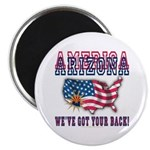 Arizona - America Magnet