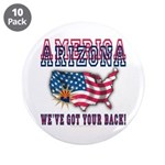 "Arizona - America 3.5"" Button (10 pack)"