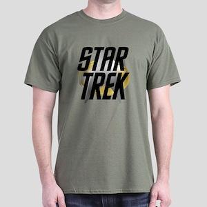 Star Trek Logo Dark T-Shirt