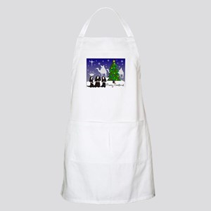 Catholic Nuns Christmas Apron