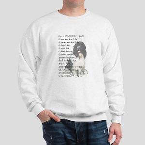 HE ANSWER SHIRT Sweatshirt