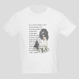 HE ANSWER SHIRT Kids Light T-Shirt