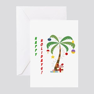 Holiday Palm Tree Greeting Cards (Pk of 20)
