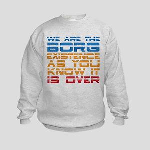 We Are The Borg Kids Sweatshirt