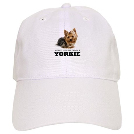 Blessed Yorkie Dad Cap