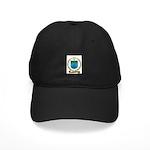 PELLERIN Family Crest Black Cap