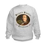Benjamin Franklin Tercentenary Kids Sweatshirt