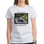 GOT CRABS-Women's T-Shirt