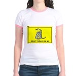 Gadsden Flag Jr. Ringer T-Shirt