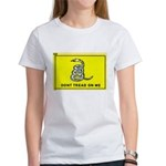 Gadsden Flag Women's T-Shirt