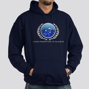 United Federation of Planets Hoodie (dark)