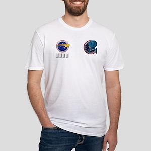 Enterprise Captain's Jersey Fitted T-Shirt