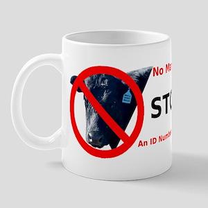 STOP NAIS Mug