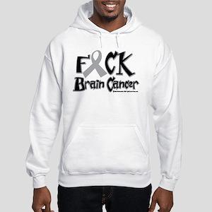 Fuck Brain Cancer Hooded Sweatshirt