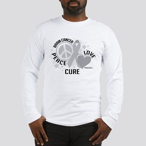 Brain Cancer PLC Long Sleeve T-Shirt