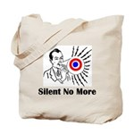 Silent No More Tote Bag