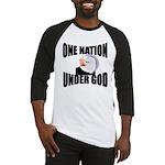 One Nation Under God Baseball Jersey