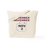 Remember November Tote Bag