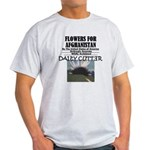 Flowers for Afghanistan Light T-Shirt