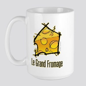Le Grand Fromage Mugs