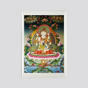 Vajrasattva Rectangle Magnet (10 pack)
