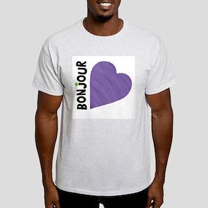 Bonjour Light T-Shirt