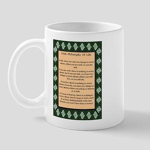 Irish Philosophy Mug