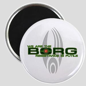 Borg - Resistance is Futile Magnet