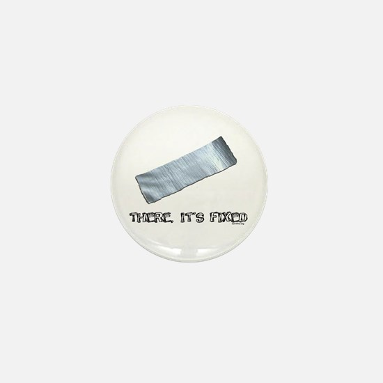 Duck Tape Mini Button