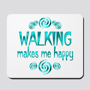 Walking Mousepad