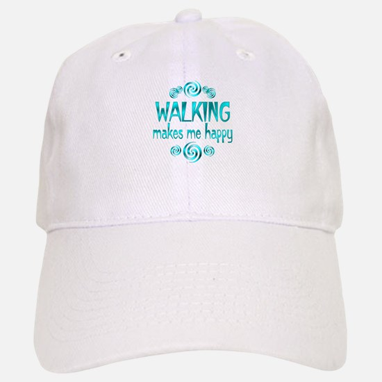 Walking Baseball Baseball Cap