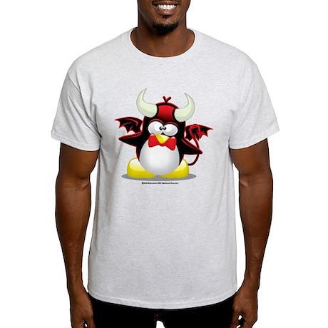 Devil Penguin Light T-Shirt